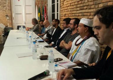 Debate sobre desafio da gestão participativa com inclusão das diversidades