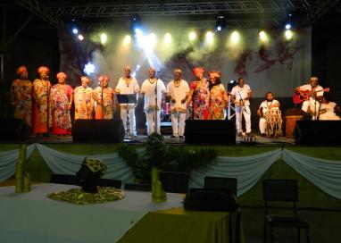 Acampamento Afro reúne cultura negra regional