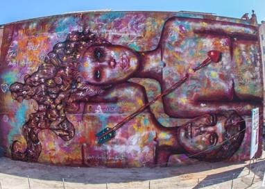 Grafiteira Panmela Castro abre exposição no Rio de Janeiro