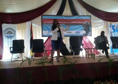 Ministra da Seppir fala sobre igualdade racial em Conferência Internacional em Nampula (Moçambique)