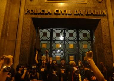 Campanha Reaja pede renúncia do secretário de Segurança Pública da Bahia