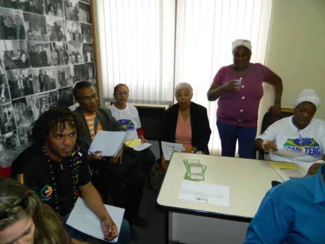Grupos realizam sistematização de propostas para serem apresentadas na Conferência. (Foto: Banco de Imagens/NZ)