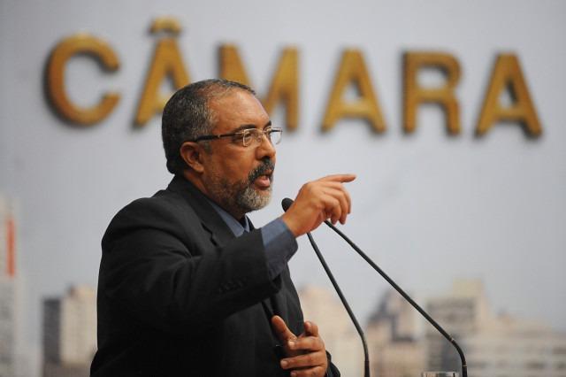 Paulo Renato Paim é o único senador negro no Congresso Nacional
