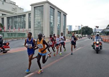 Quênia voltou a brilhar na Maratona Internacional de São Paulo, a maior e mais importante prova do calendário nacional