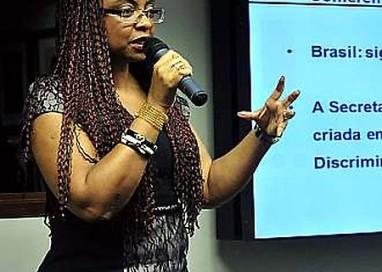 Para ministra, racismo gera aumento da violência contra negros e jovens