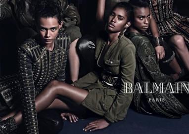 O momento das modelos negras na moda mundial