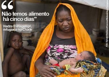 Região remota do Chade recebe 18 mil nigerianos após ação do Boko Haram