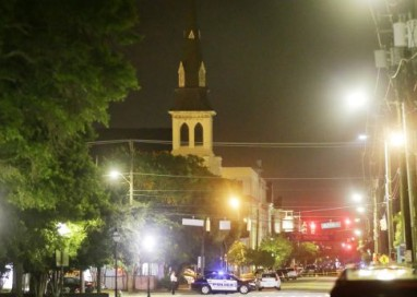 """""""Mãe Emanuel"""", uma igreja histórica para os afro-americanos"""