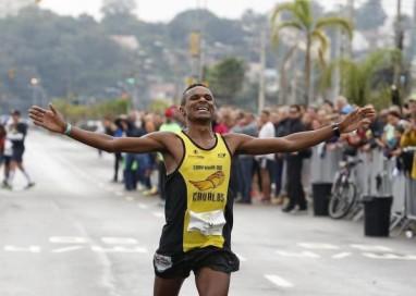 Paranaense e mineira vencem maratona