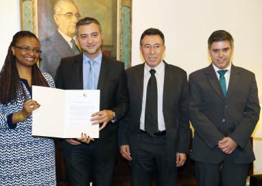 Valdeci: ministra fortalece combate ao racismo no Rio Grande do Sul