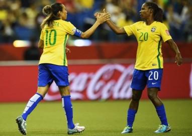 Mundial Feminino: Formiga e Marta garantem a vitória brasileira na estreia