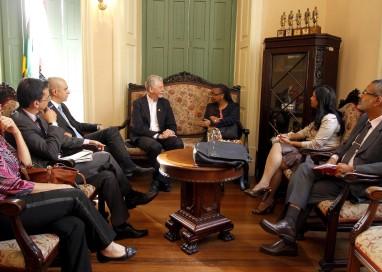 Fortunati recebe ministra da Promoção da Igualdade Racial
