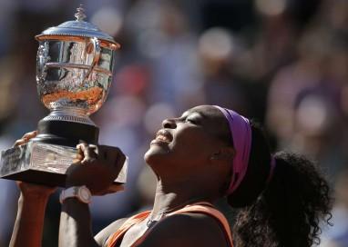 20 Grand Slams para ela! Serena é tri em Roland Garros