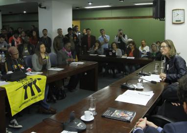 CPI da Câmara apura violência contra jovens negros e pobres no país