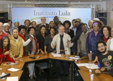 Lula e movimento negro debatem evolução das políticas de igualdade racial
