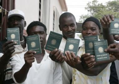 Os novos imigrantes e sua luta por direitos