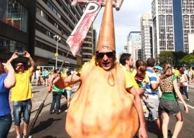 """Datafolha: """"Elite branca"""" era maioria na Paulista"""
