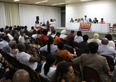 Seppir participa de abertura da Plenária Nacional da Unegro