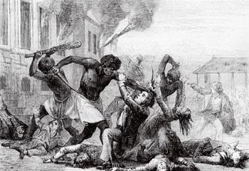 Hoje na História: 1791 – Eclode a insurreição de escravos de São Domingos, atual Haiti