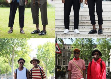 Estilo em dose dupla : 4 gêmeos estilosos que você precisa conhecer !