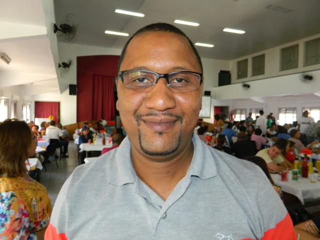 Presidente da escola Rodrigo Costa, elogia o evento e é incentivador das promoções das alas. (Foto: Banco de Imagens/NaçãoZ)