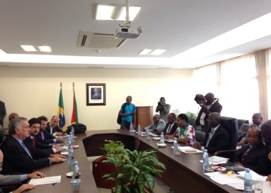 Brasil e Moçambique estreitam laços de cooperação