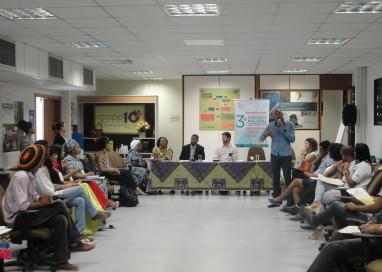 Jovens negros e ciganos se preparam para 3ª Conferência Nacional de Juventude