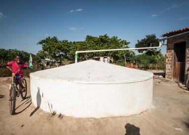 Cisternas vão beneficiar mais de 2,7 mil famílias em Pernambuco