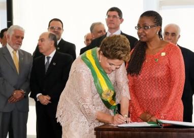 'Minha indicação é expressão do compromisso de Dilma com movimentos sociais', afirma ministra