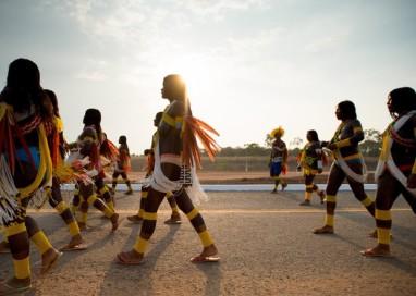 Abertura dos JMPI reúne autoridades e indígenas de 25 países em Palmas