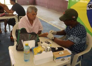 Médicos populares realizam ações em homenagem a Che Guevara