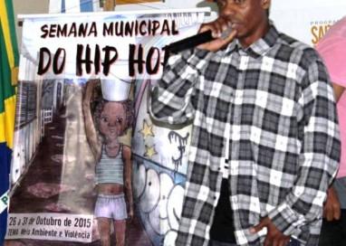 """Hip Hop: Oficinas em escolas e show com """"Rafuagi"""""""