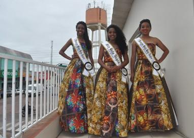 Trio Mais Bela Negra recebe traje oficial em Vera Cruz