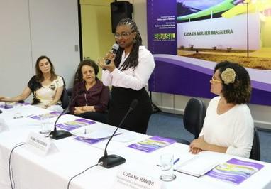 Diretrizes Gerais e Protocolo de Atendimento da Casa da Mulher Brasileira são lançados em Brasília