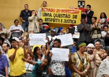 Aprovado em Porto Alegre projeto de feriado do Dia da Consciência Negra