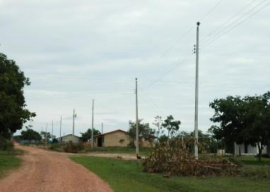 Obras do Luz para Todos tem início na Comunidade Quilombola Kalunga