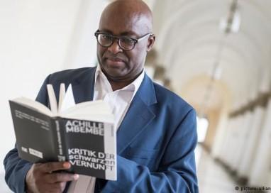 """""""O mundo vai ser negro"""", diz filósofo camaronês"""