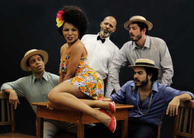 Teatro Dulcina sedia a mostra Nova Dramaturgia de Melanina Acentuada