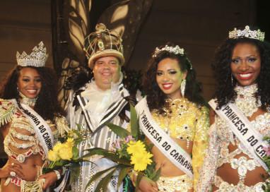 Escolhida a corte do Carnaval 2016