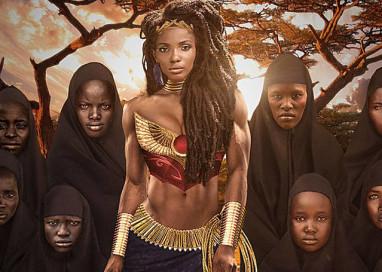 Publicitário cria super-heróis contra problemas da África