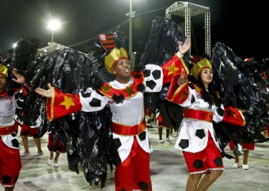 Imperatriz Dona Leopoldina é campeã do carnaval de Porto Alegre