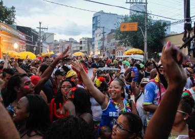 Neste fim de semana tem Carnaval de Rua na orla