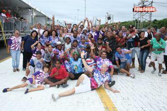 Acadêmicos de Niterói é a grande campeã do Grupo Especial