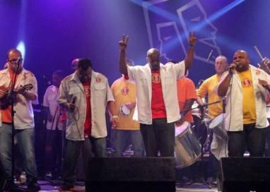 Shows: Banda Saldanha e Bloco da Laje