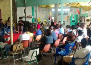 Debate sobre trajetória negra no Vale do Sinos reúne público em escola de samba de Novo Hamburgo