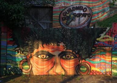 Quilombo do Sopapo: a resistência pela arte
