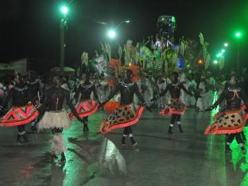 Acadêmicos da P1 é a grande vencedora do Carnaval 2016