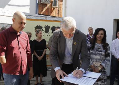 Prefeitura inaugura Centro de Referência do Negro