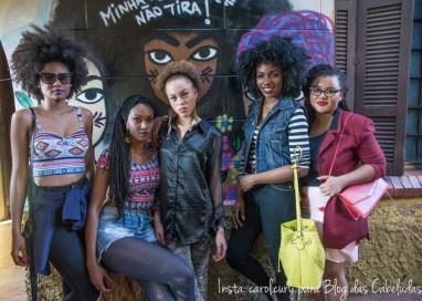 Estética negra empodera, sim. Porque não dá para enfrentar o racismo quando você ainda se odeia