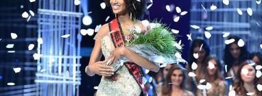 Após a vitória, Sabrina se prepara para o Miss Brasil